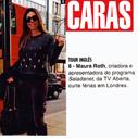 Maura Roth visita Londres