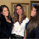 Maura Roth entrevista as gêmeas personal stylists Corine e Camilla Ferraz