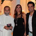 Buxixo: Maura Roth na festa da M Morandi